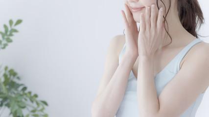 腹巻の効果-肌荒れ防止