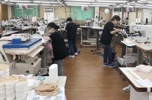 品質管理-縫製