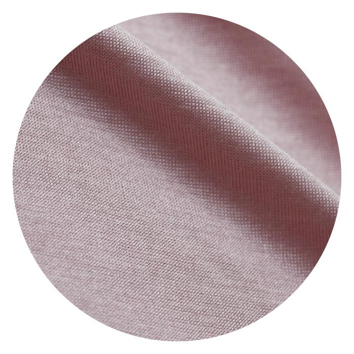 中国製 140双天竺編み <絹紡糸(スパンヤーン)>
