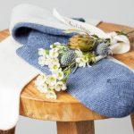 春を気持ちよく過ごす、幸せのヒントは靴下にある。