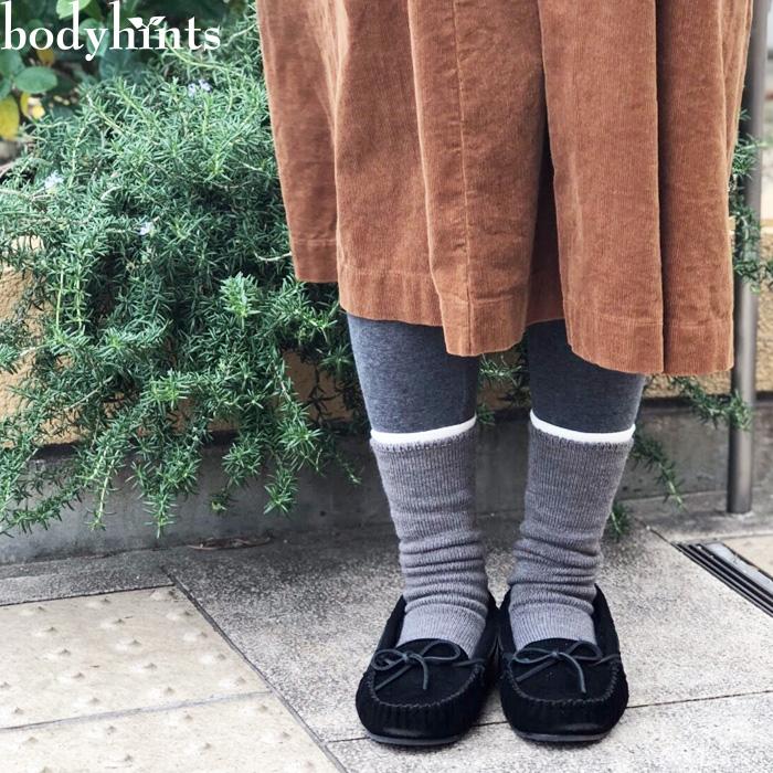 重ねばき靴下