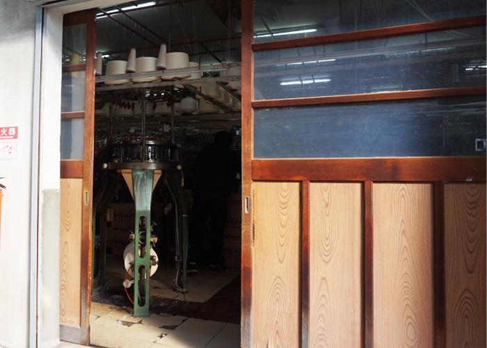 コメチウ工場入口