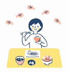 生理痛改善-食事