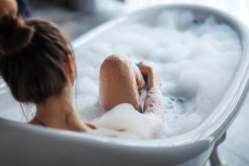 生理痛改善-入浴