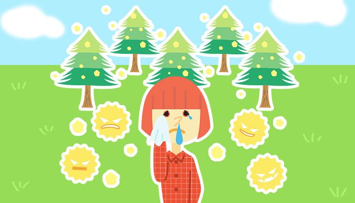 花粉による肌荒れの原因とは?対策方法をご紹介!
