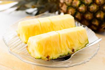 熱中症予防-パイナップル