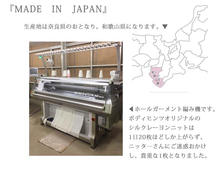 ホールガーメント編み機